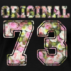 1973 Original 73 - Women's Premium T-Shirt