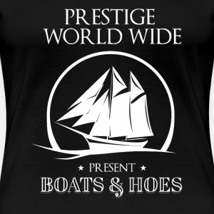 Prestige World Wide Present Boats & Hoes