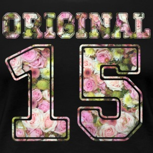 Original 15 - Frauen Premium T-Shirt