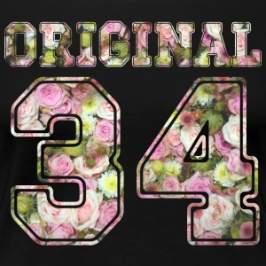 Original 34 - Women's Premium T-Shirt