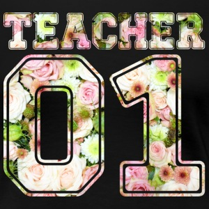 Teacher 01 - Frauen Premium T-Shirt
