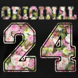 Original 24 - Frauen Premium T-Shirt