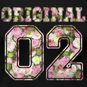 Original 02 - Frauen Premium T-Shirt