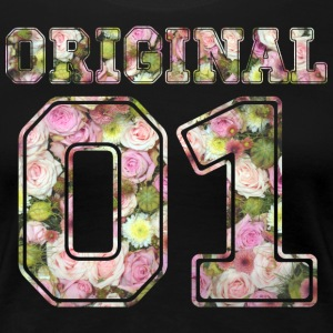 Original 01 - Women's Premium T-Shirt