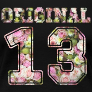 Original 13 - Frauen Premium T-Shirt