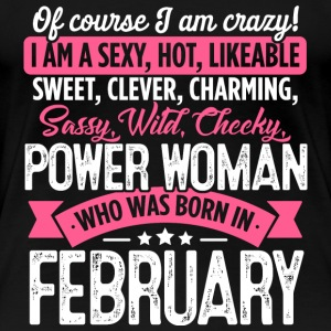 FEBRUARY - Power Woman