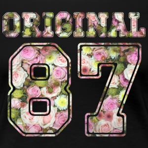 1987 Original 87 - Women's Premium T-Shirt
