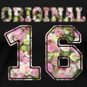 Original 16 - Frauen Premium T-Shirt