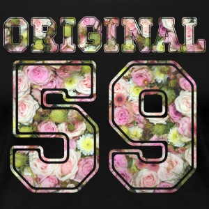 1959 Original 59 - Frauen Premium T-Shirt