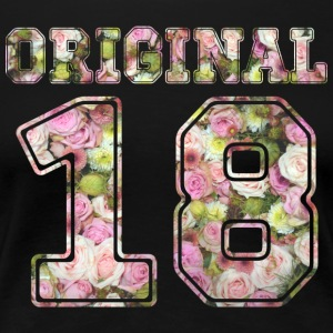 Original 18 - Women's Premium T-Shirt