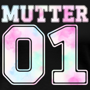 Mutter 01 - Frauen Premium T-Shirt