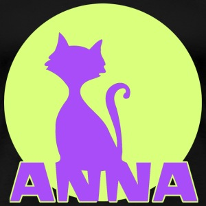 Anna First name - Women's Premium T-Shirt