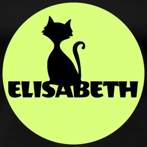Elisabeth Name First name - Women's Premium T-Shirt