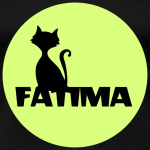 Fatima First name - Women's Premium T-Shirt