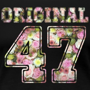 1947 Original 47 - Frauen Premium T-Shirt