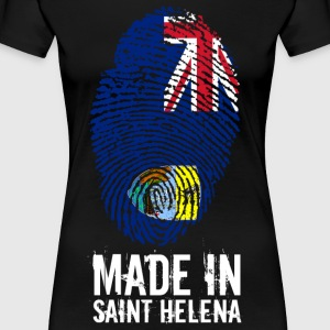 Made In Saint Helena / S: T Helena - Premium-T-shirt dam