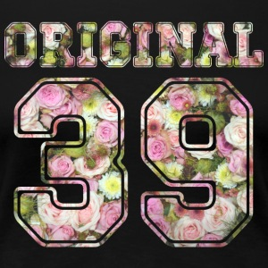 Original 39 - Frauen Premium T-Shirt