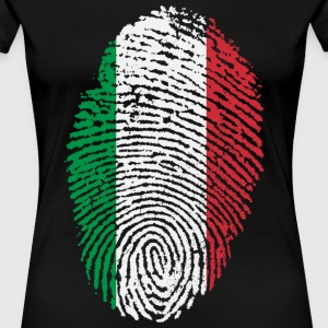 ITALIA 4 EVER COLLECTION - Vrouwen Premium T-shirt