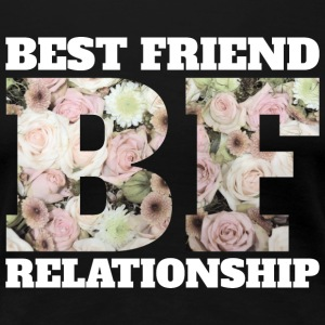 Best Friend Relationship - Women's Premium T-Shirt