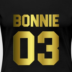 Limited GOLD Edition - Women's Premium T-Shirt