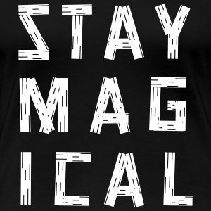 magical - Premium-T-shirt dam