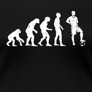 Evolution Soccer! - Premium-T-shirt dam