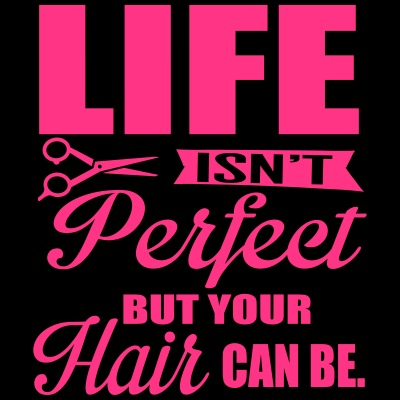 Your hair can be perfect