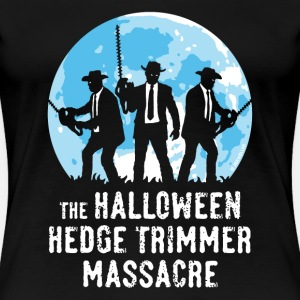 The Halloween Hedge Trimmer Massacre