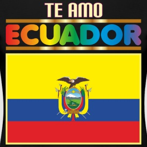 I LOVE YOU ECUADOR - Women's Premium T-Shirt