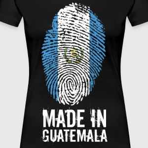 Made In Guatemala - Premium-T-shirt dam