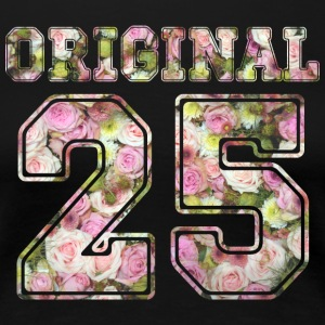 Original 25 - Frauen Premium T-Shirt
