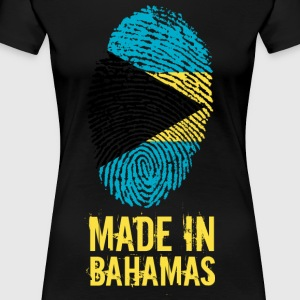 Made In Bahamas - Premium T-skjorte for kvinner