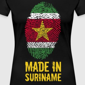 Made In Suriname / Surinam / Sranan - Frauen Premium T-Shirt