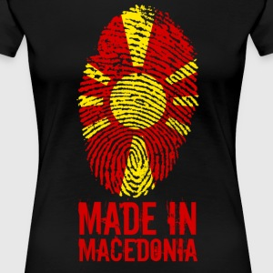 Made in Macedonië / Made in Macedonië - Vrouwen Premium T-shirt