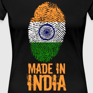 Fabriqué en Inde / Made in India - T-shirt Premium Femme