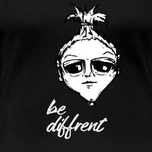 be different / simply times - Women's Premium T-Shirt