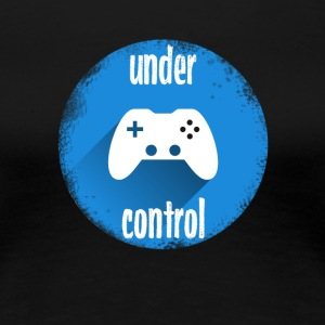 Controller Play Station spil pc - Dame premium T-shirt