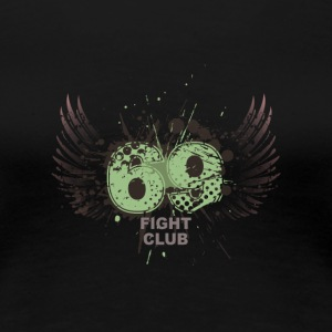 Fight Club 69 - Dame premium T-shirt