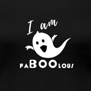 Cute ghost Halloween - Women's Premium T-Shirt