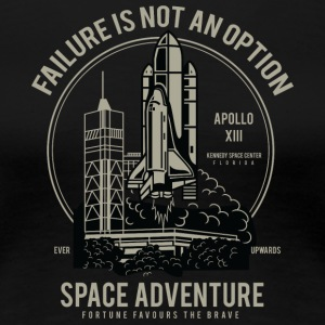 Space Adventure2 - Vrouwen Premium T-shirt