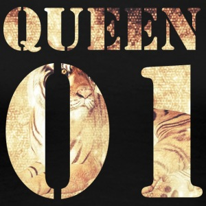 Queen01 | Tiger - Frauen Premium T-Shirt