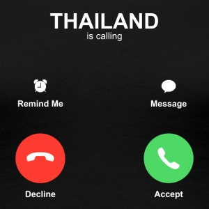 THAILAND is calling - Frauen Premium T-Shirt