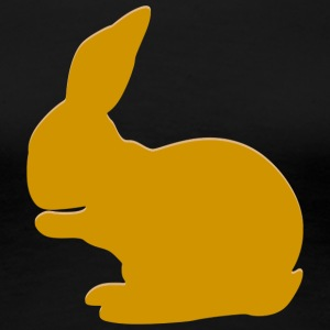 Real Rabbit - Vrouwen Premium T-shirt