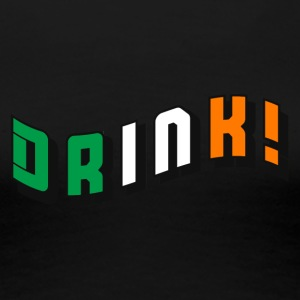 drink Ireland - Women's Premium T-Shirt