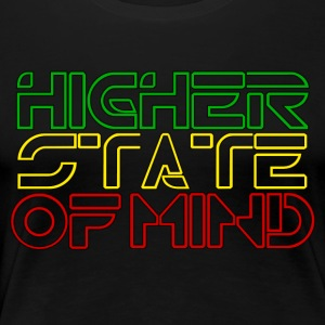Higher State Of Mind - Women's Premium T-Shirt