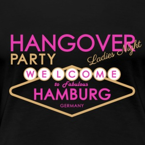 Hamburg Party Shirt for Women - Women's Premium T-Shirt