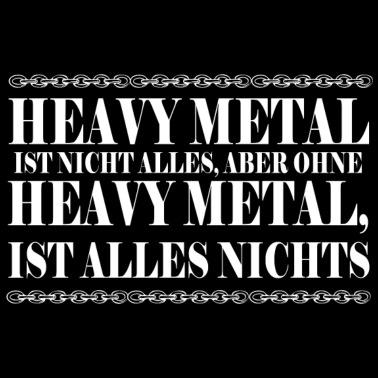 Heavy Metal Frau Heavy Metal Frauen Premium T Shirt Spreadshirt