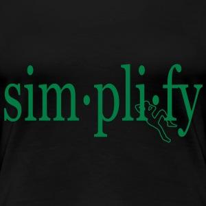 Simplify! w/ relaxed person (green outline)