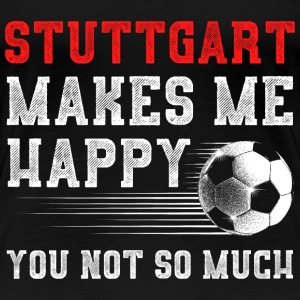 MAKES ME HAPPY Stuttgart - Women's Premium T-Shirt