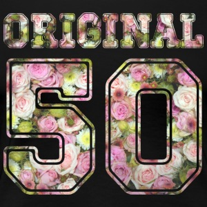 Original 50 - Women's Premium T-Shirt